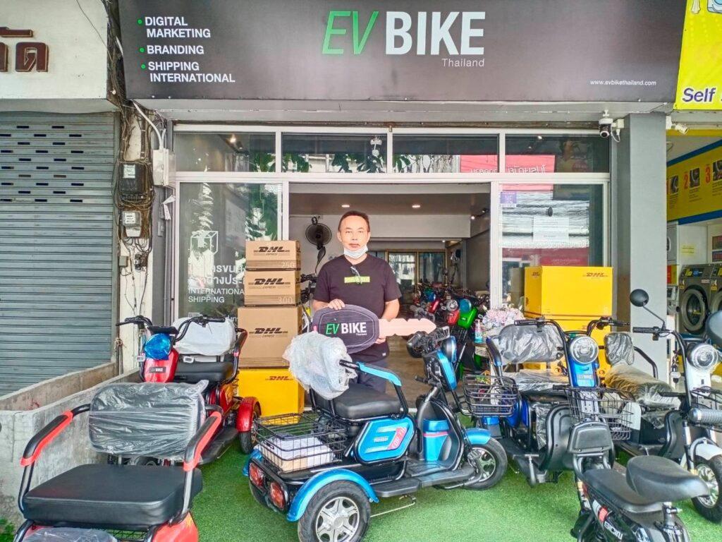 Review EV Bike Thailand